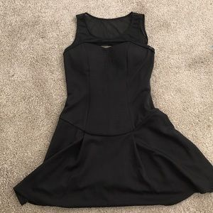 Wow Couture black dress NWOT